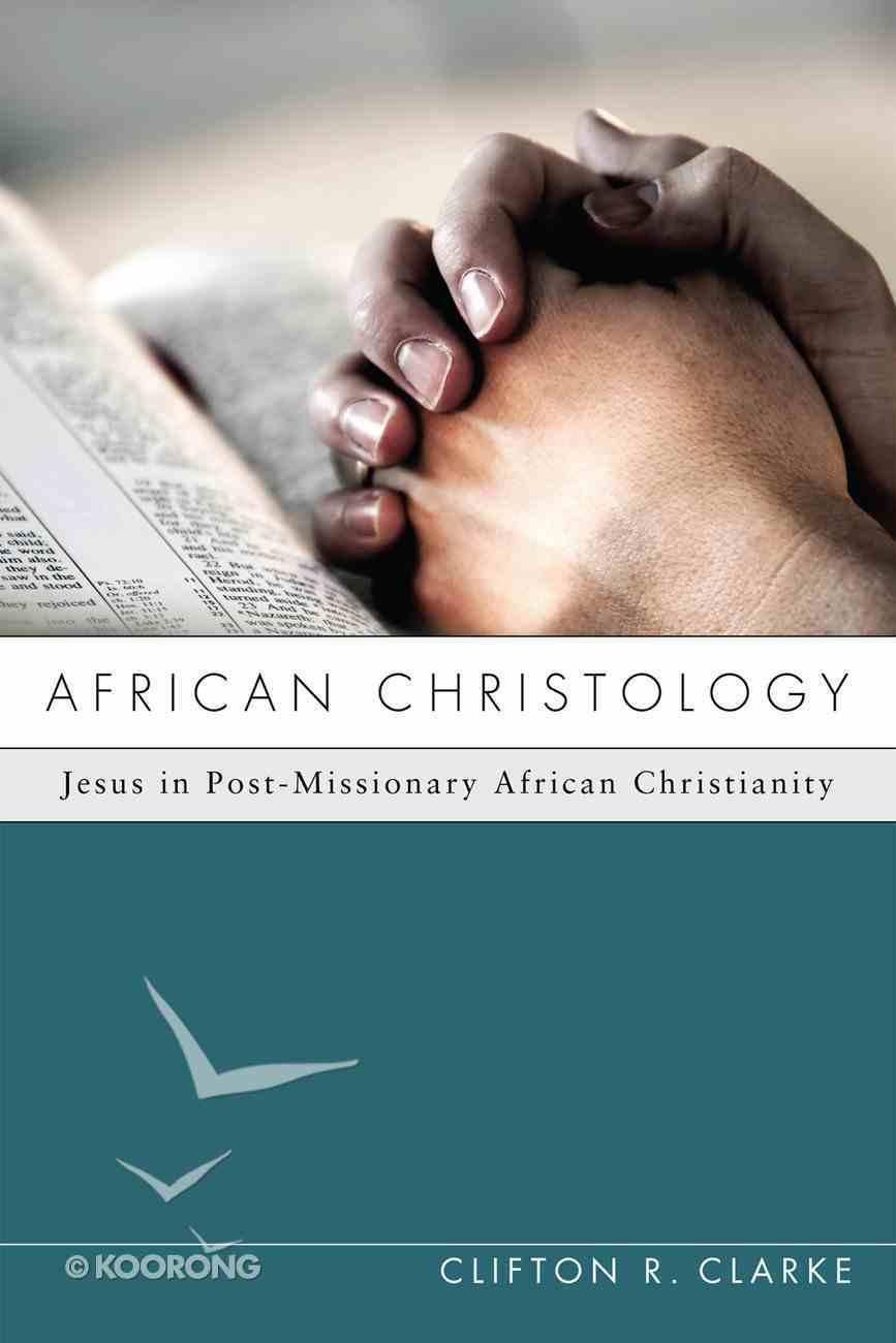 African Christology Paperback