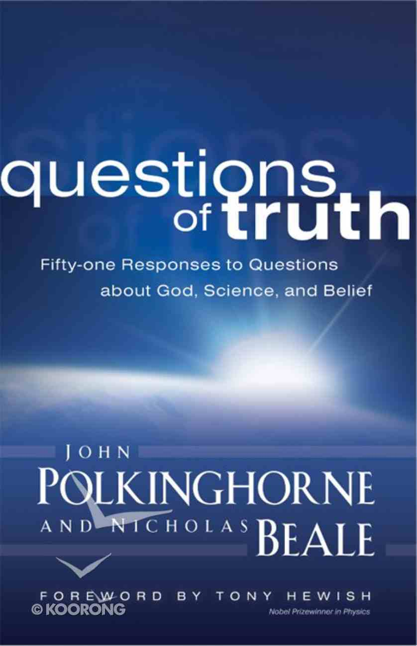 Questions of Truth eBook