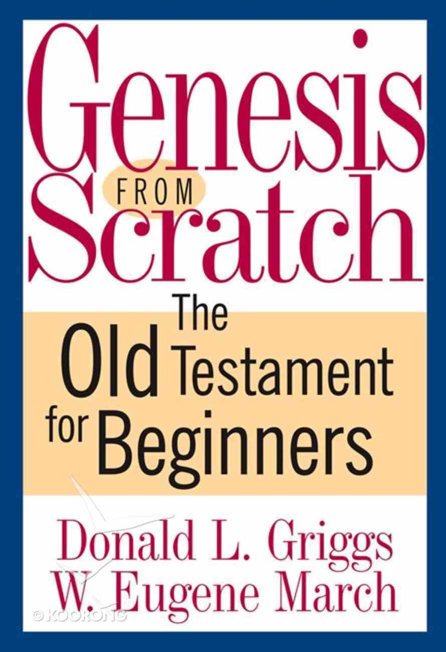 Genesis From Scratch eBook