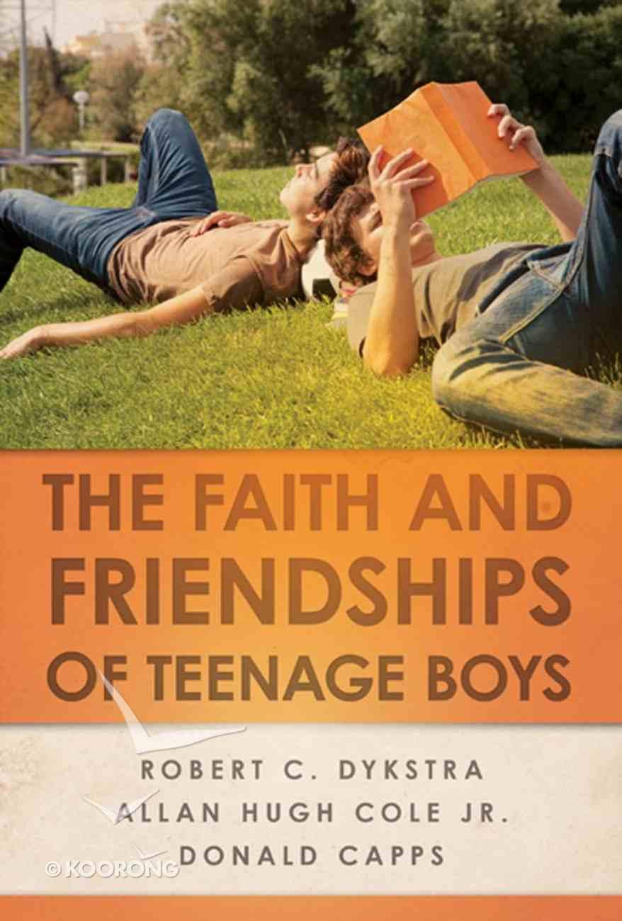 Faith and Friendships of Teenage Boys eBook