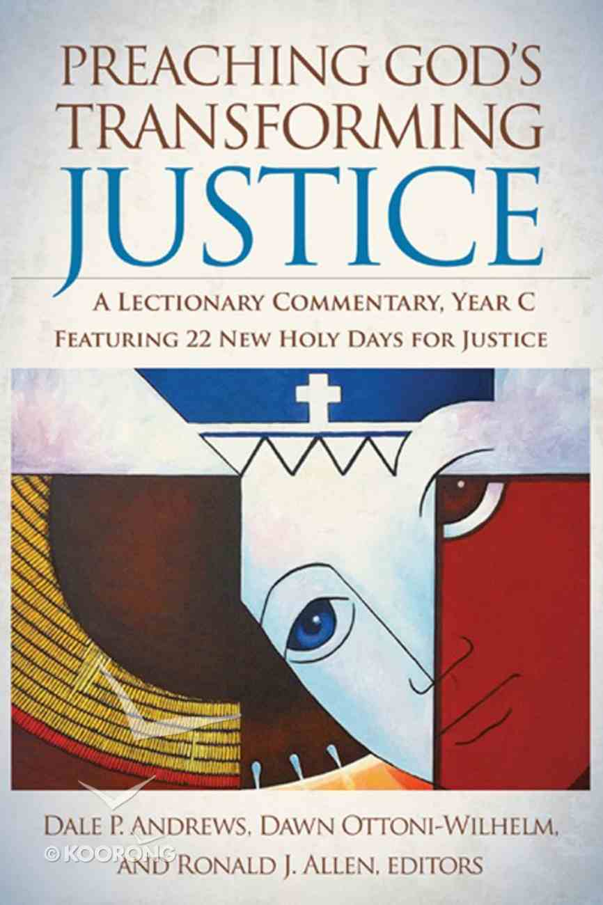 Preaching God's Transforming Justice eBook