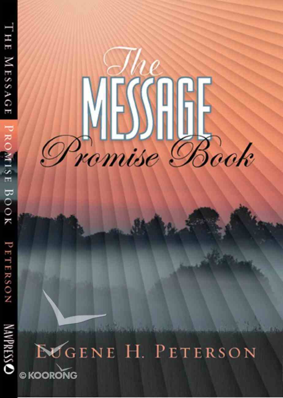 Message, the Promise Book eBook