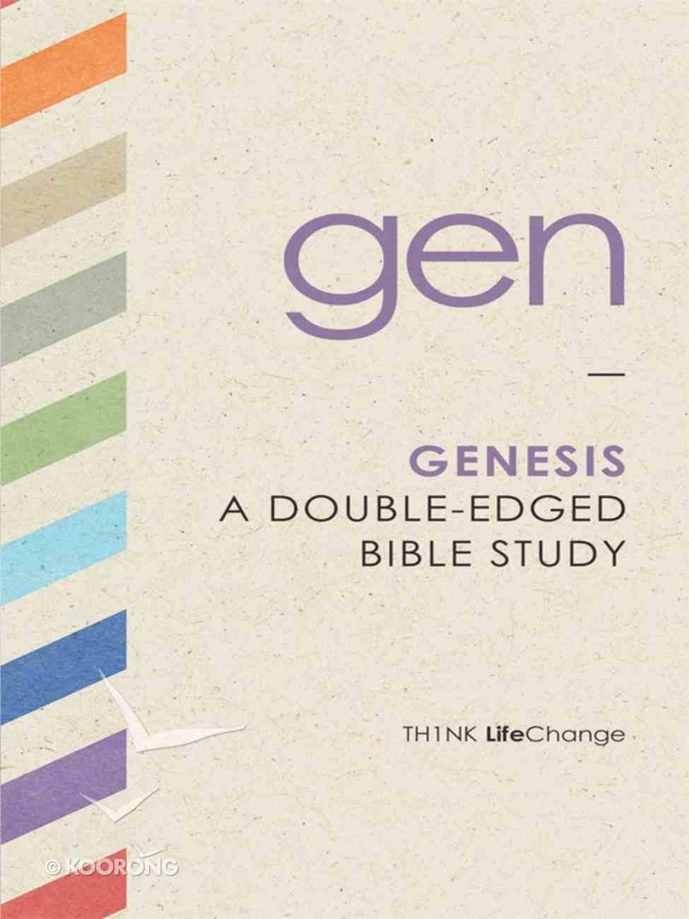 Genesis (Th1nk Lifechange Series (Think)) eBook