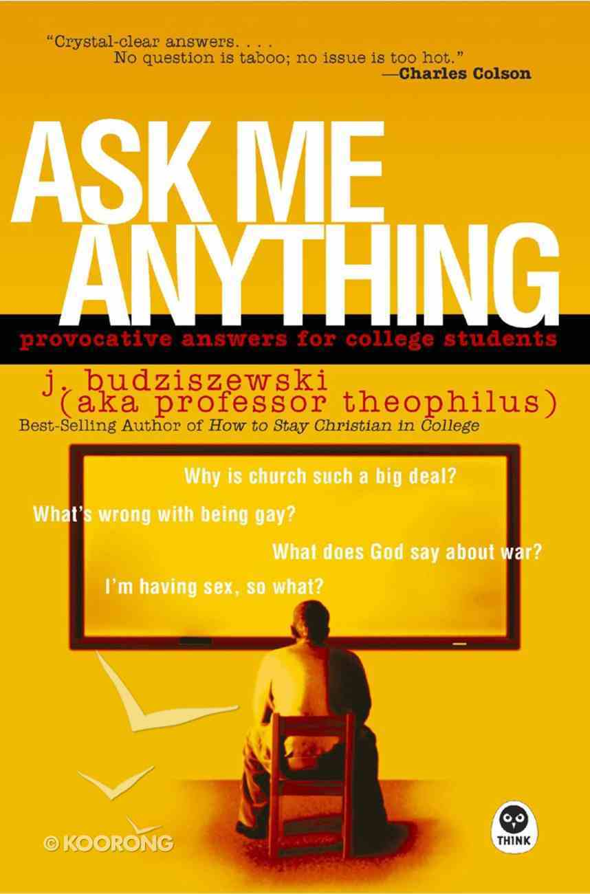Ask Me Anything eBook