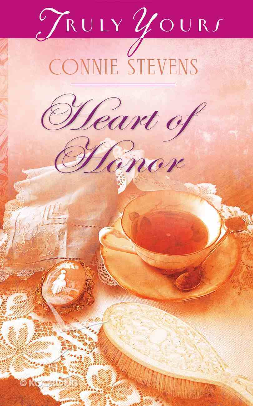 Heart of Honor (#995 in Heartsong Series) Paperback