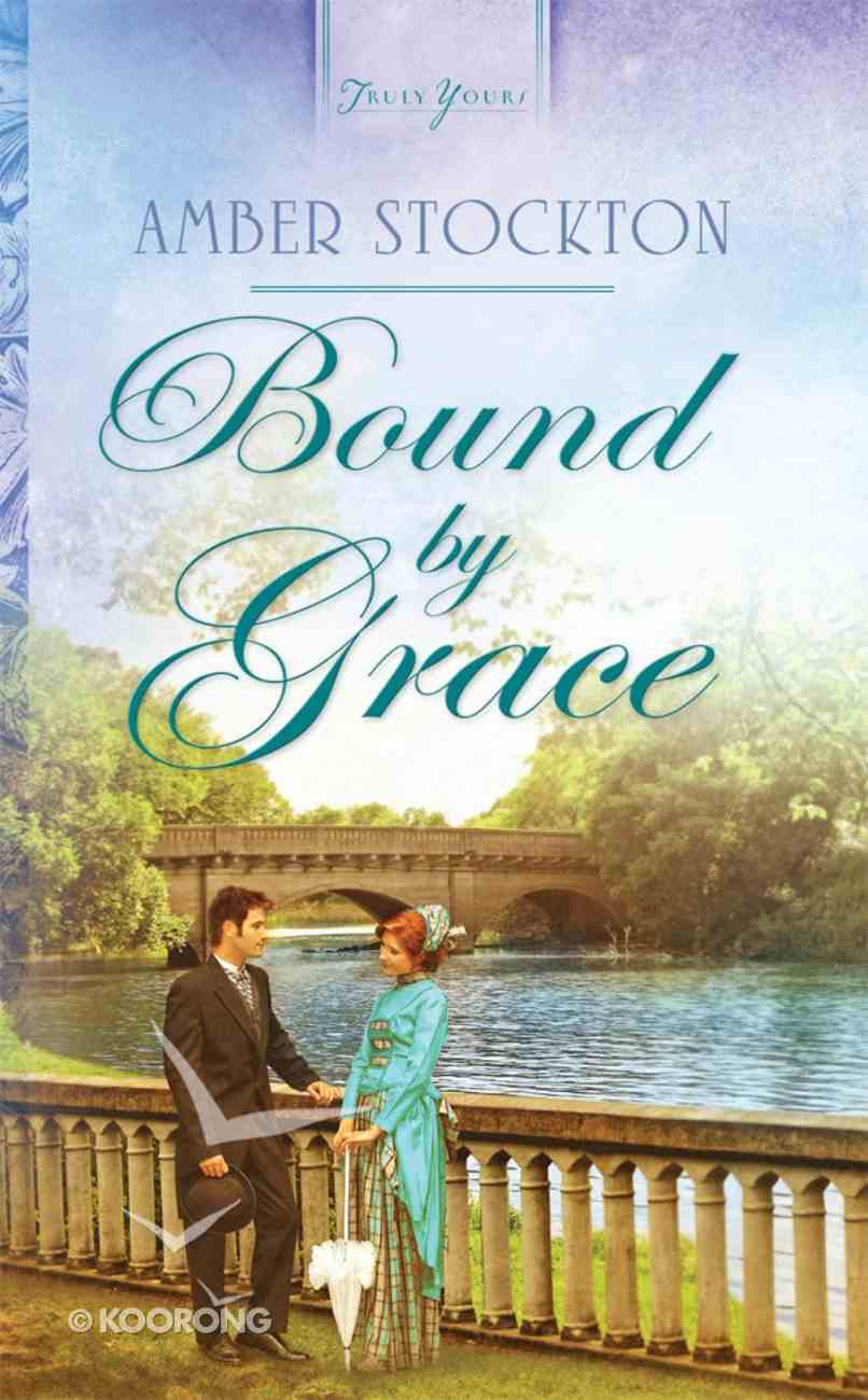 Bound By Grace (#984 in Heartsong Series) Mass Market