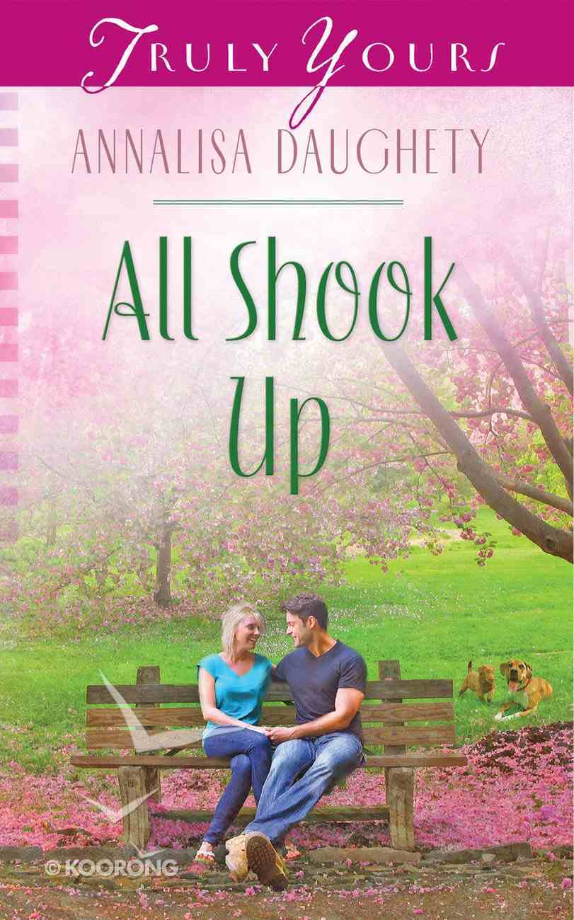 All Shook Up (#989 in Heartsong Series) Mass Market