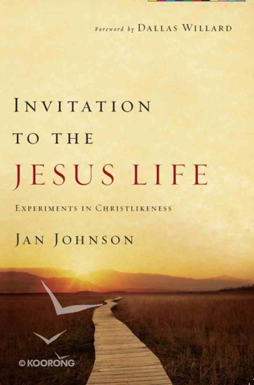 Invitation to the Jesus Life eBook