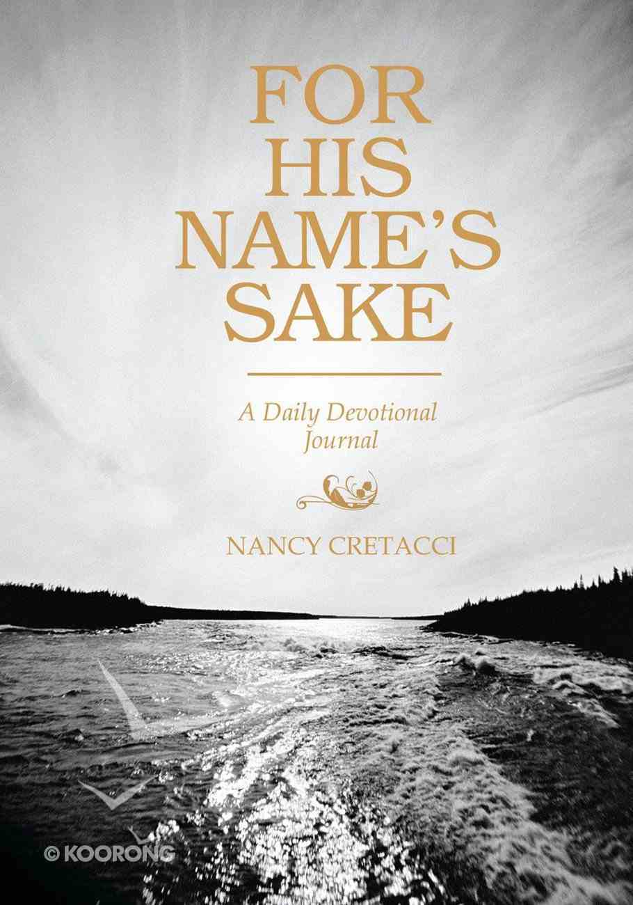 For His Name's Sake eBook