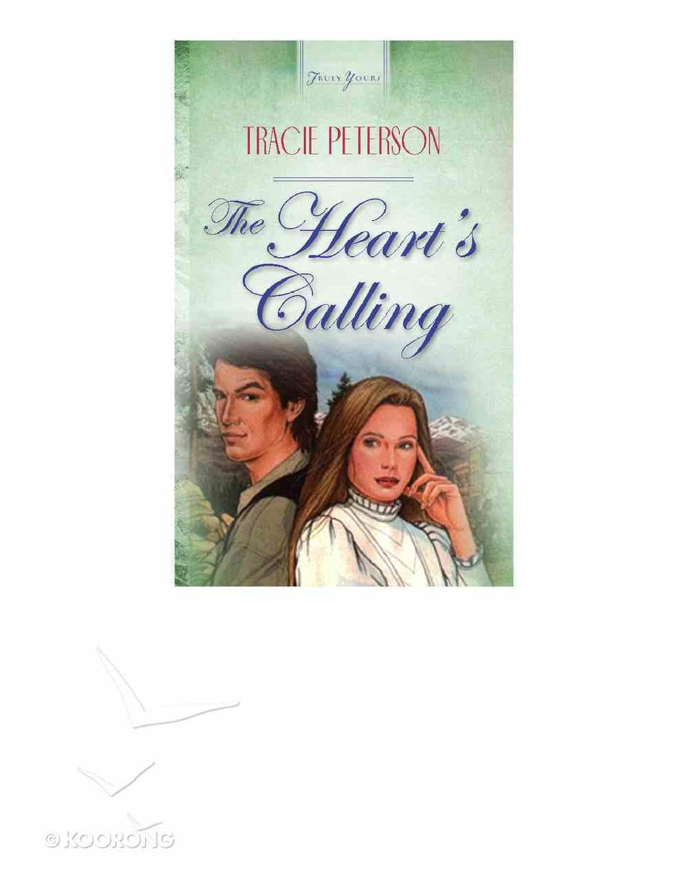 Heart's Calling (#116 in Heartsong Series) eBook