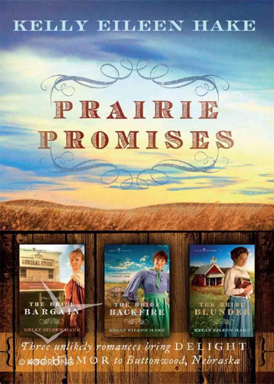Prairie Promises 3-In-1 eBook