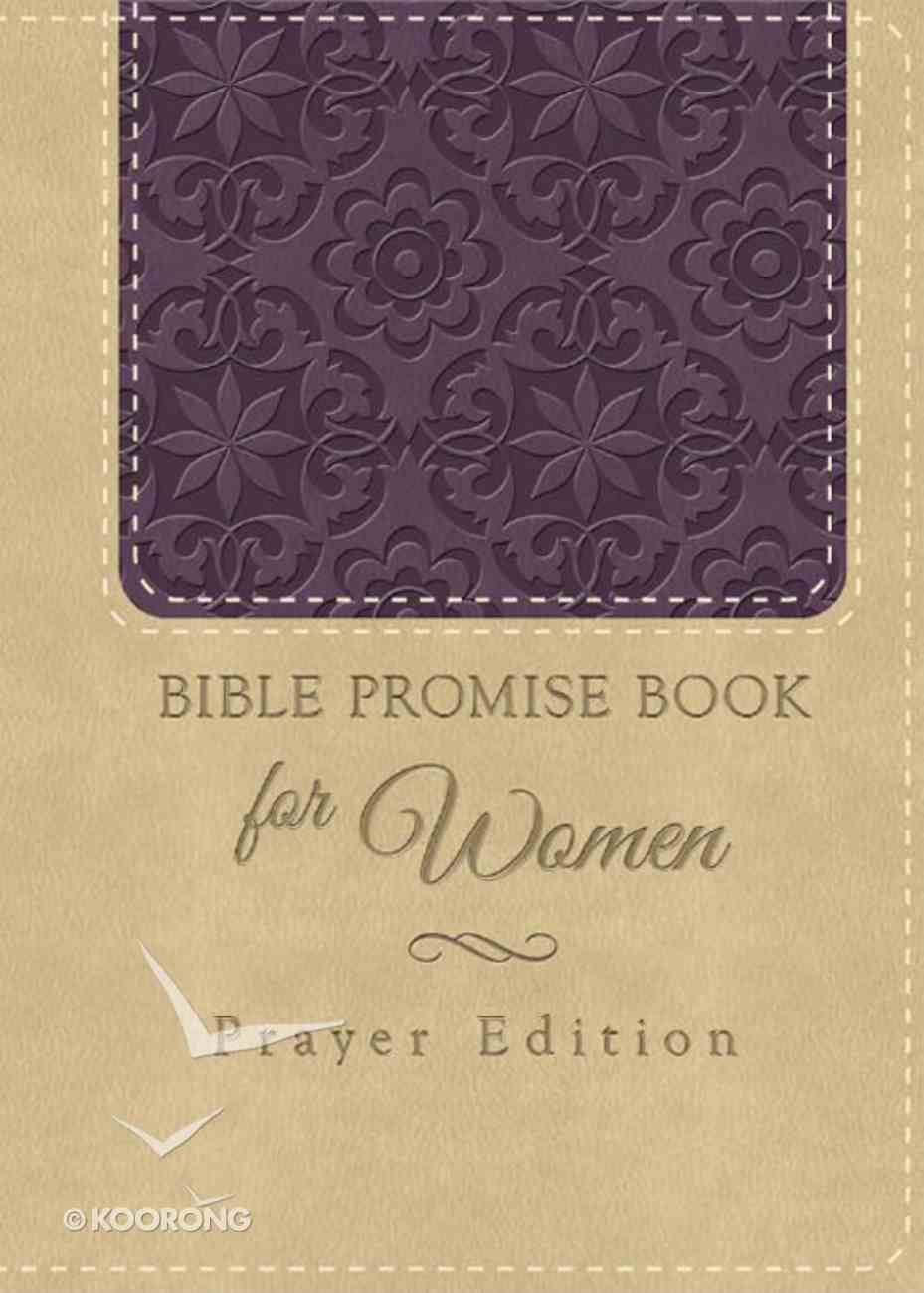 Bible Promise Book For Women (Prayer Edition) eBook