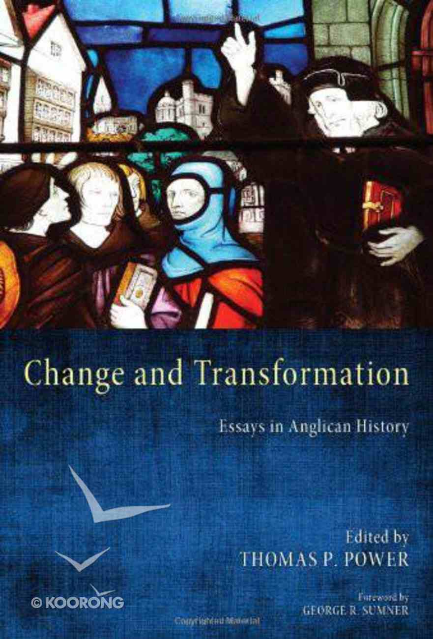 Change and Transformation Paperback