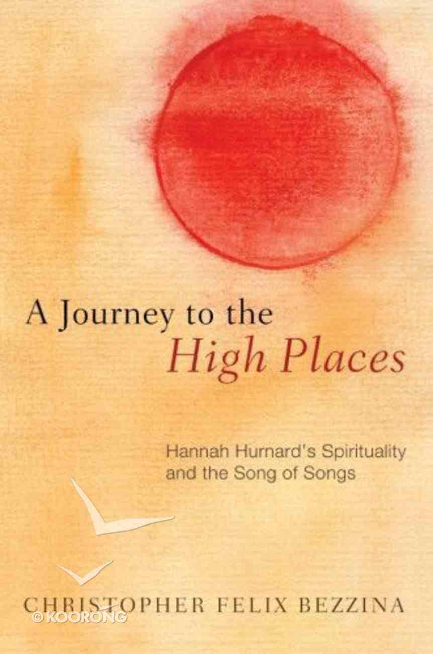 A Journey to the High Places Paperback