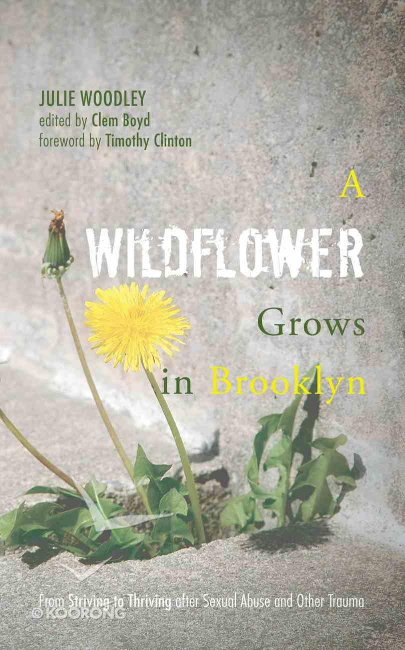 A Wildflower Grows in Brooklyn Paperback