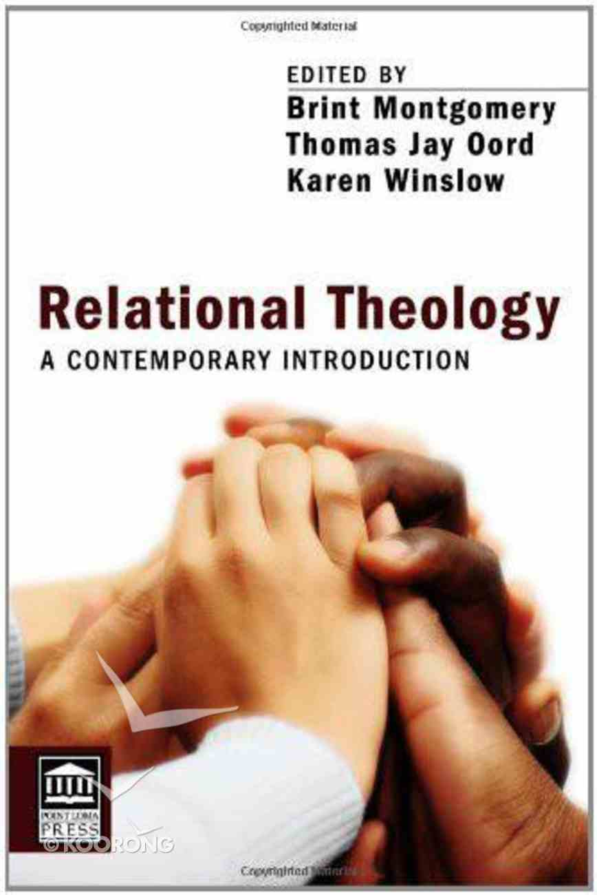 Relational Theology Paperback