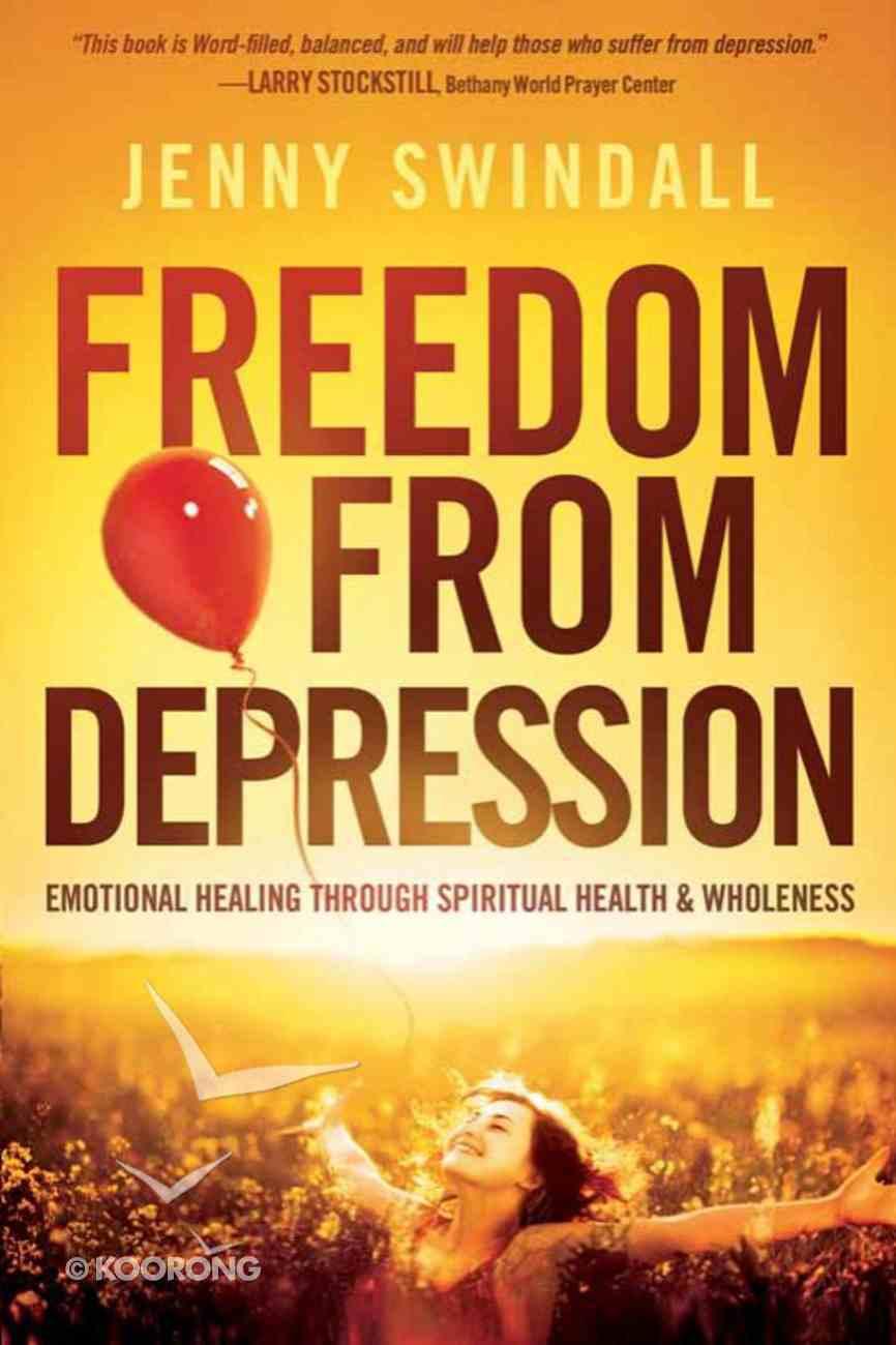 Freedom From Depression eBook