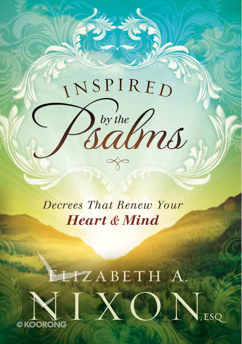 Inspired By the Psalms Paperback