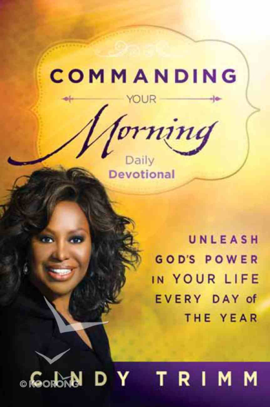 Commanding Your Morning Daily Devotional eBook