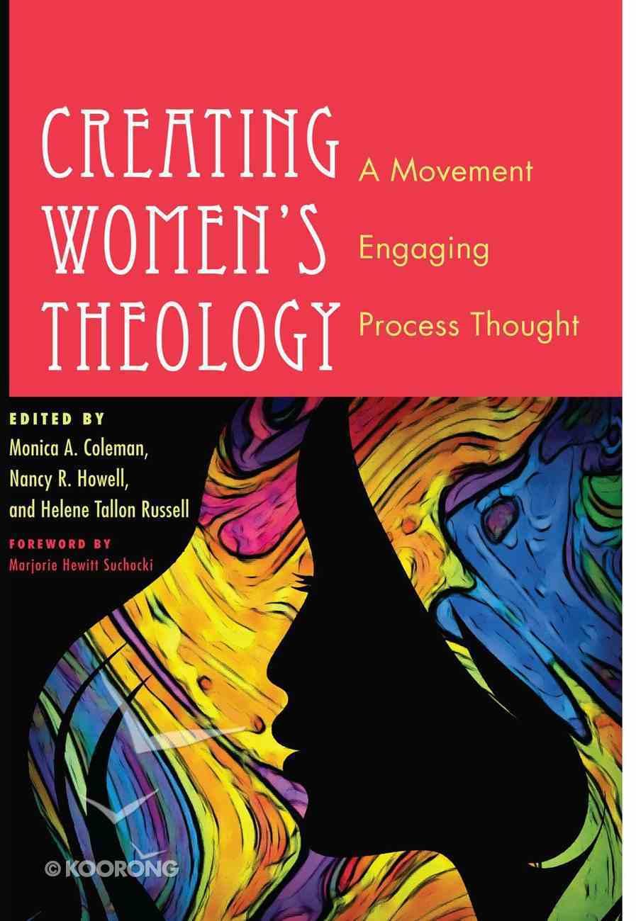 Creating Women's Theology eBook