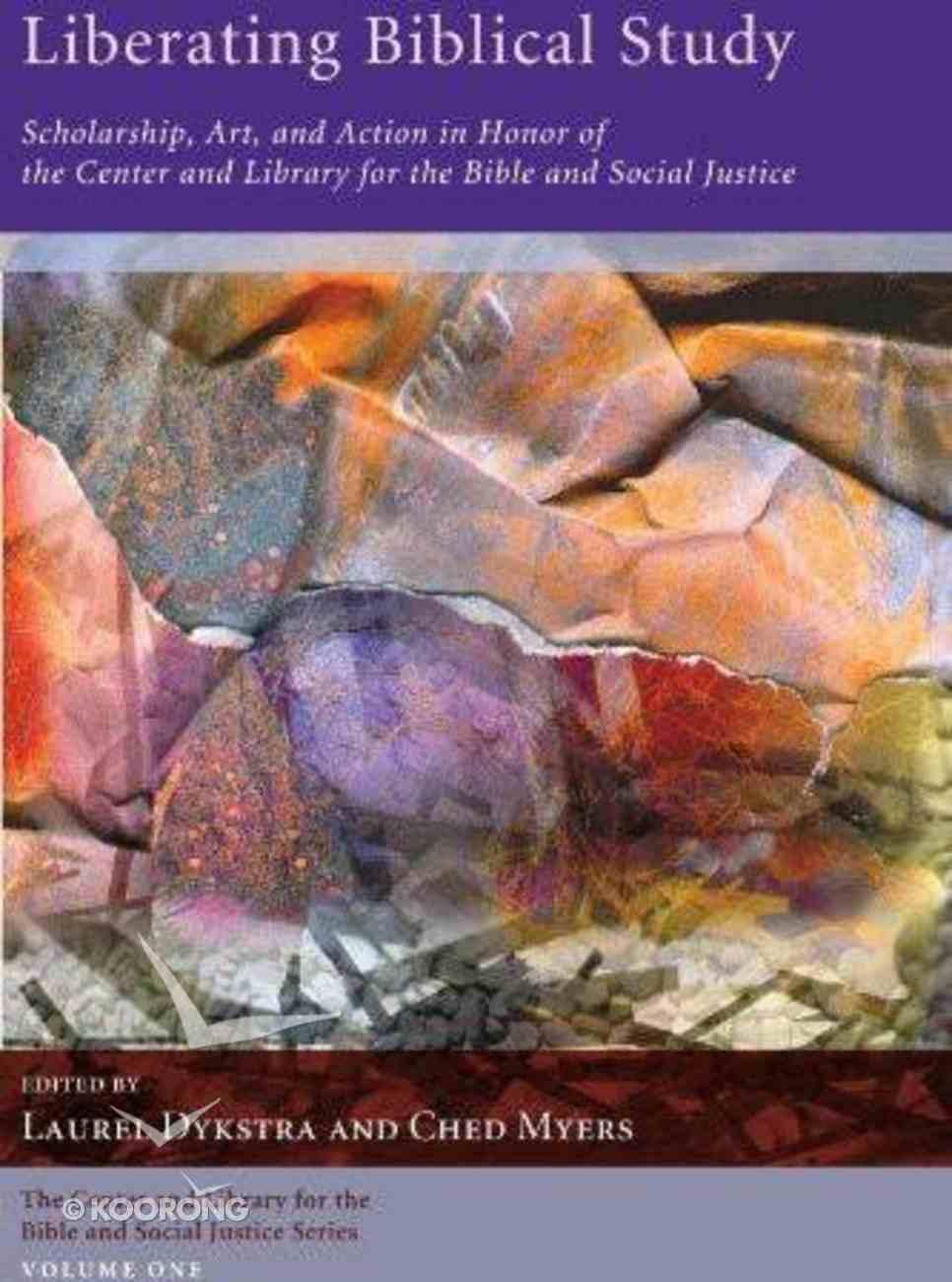 Liberating Biblical Study eBook