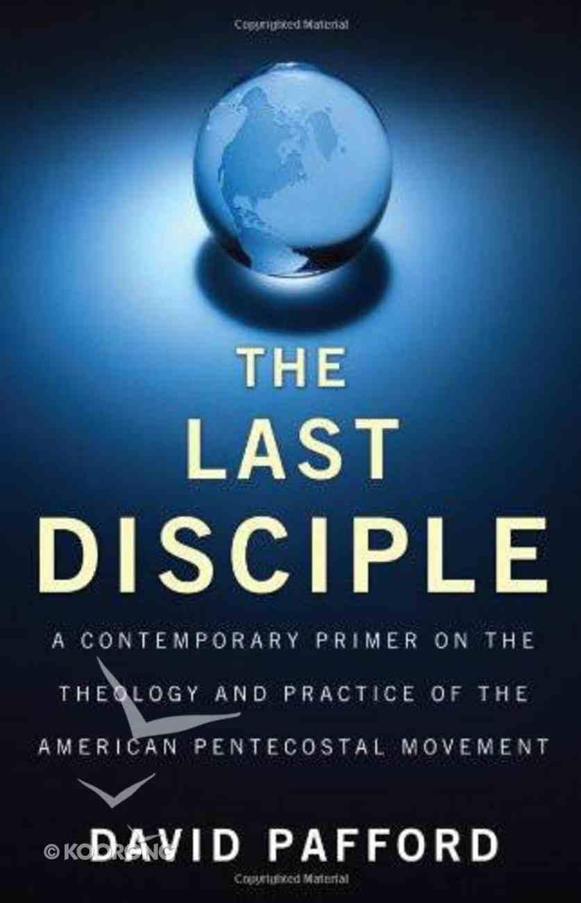 The Last Disciple eBook