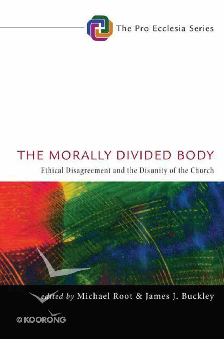 The Morally Divided Body eBook