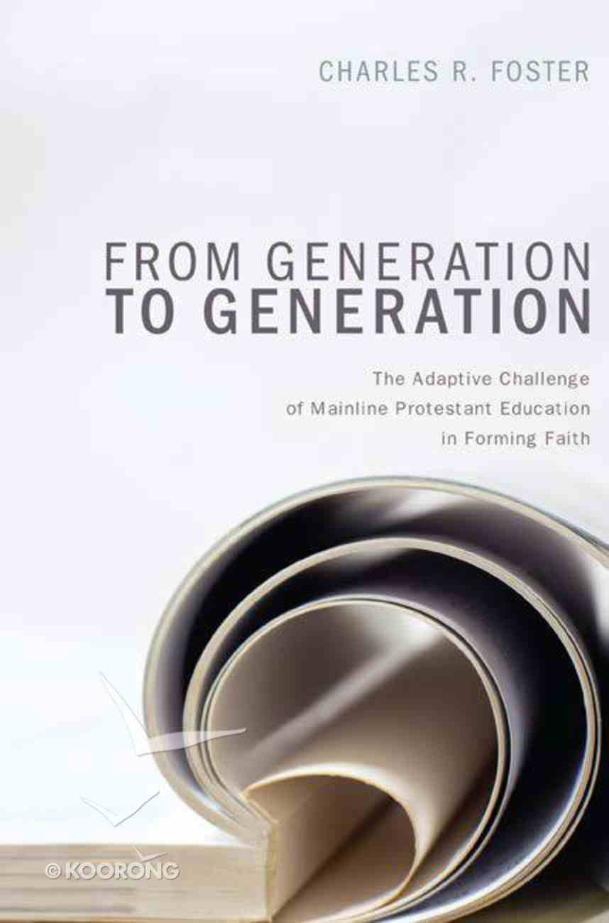 From Generation to Generation eBook