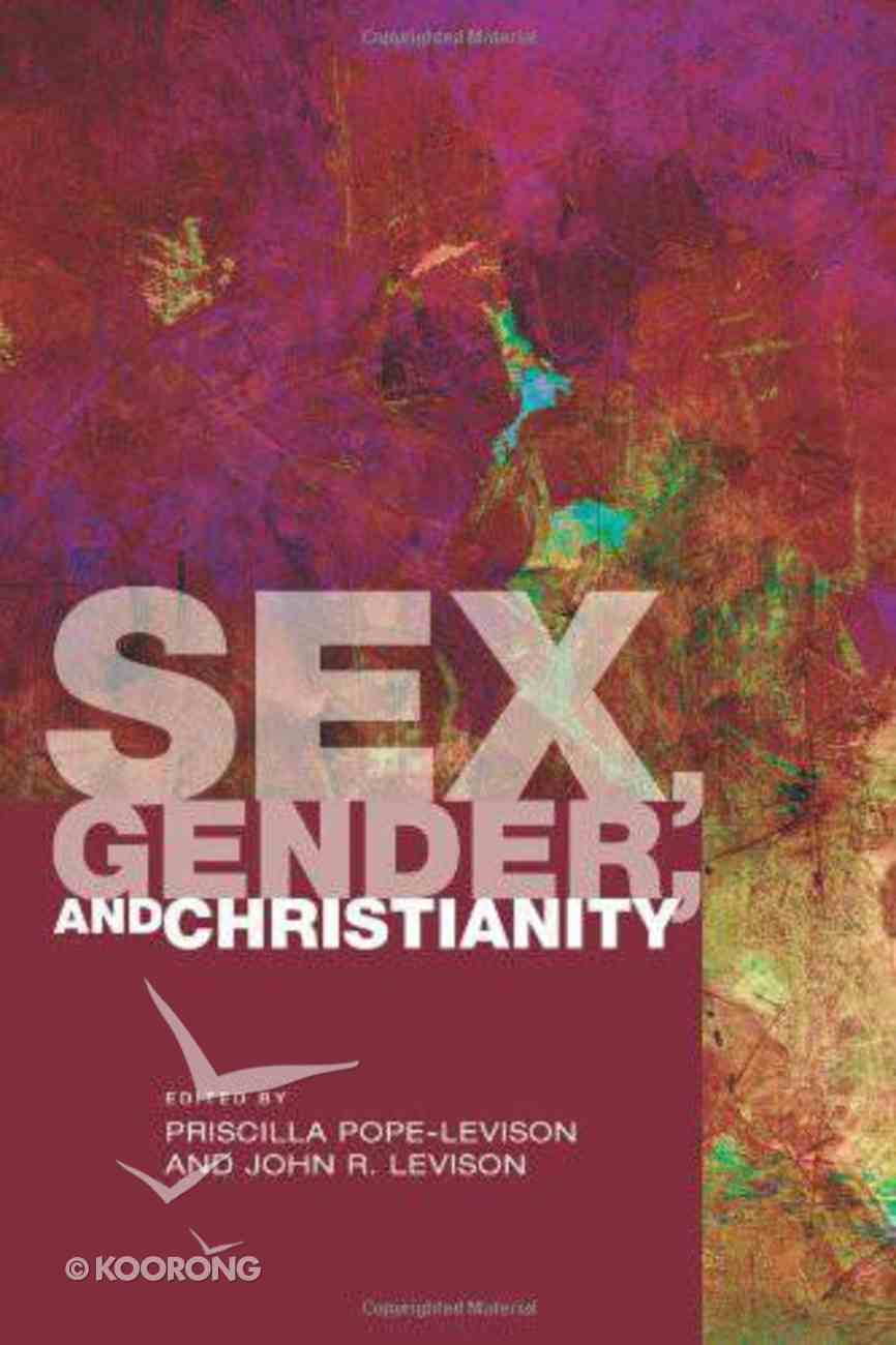 Sex, Gender, and Christianity eBook
