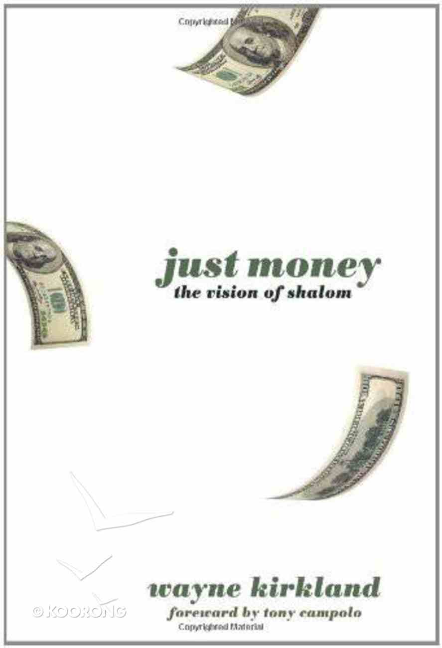 Just Money eBook