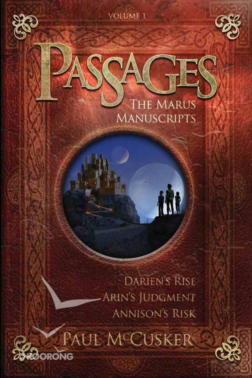 Passages (Marus Manuscripts) (#01 in Adventures In Odyssey Passages Series) eBook