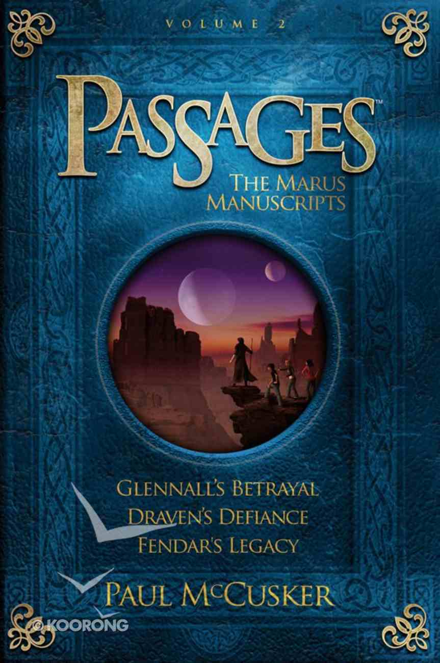 Passages (Marus Manuscripts) (#02 in Adventures In Odyssey Passages Series) eBook