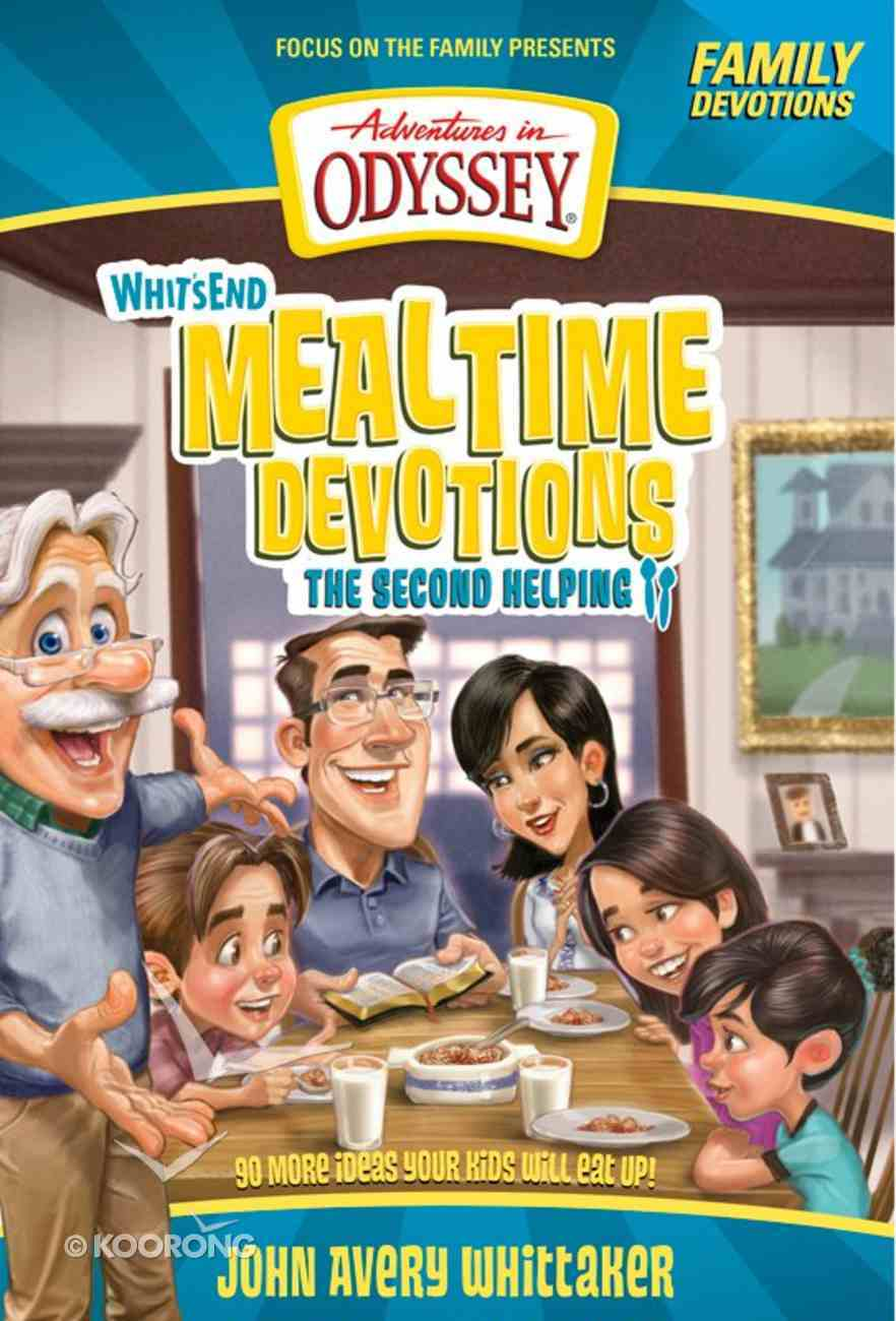 Whit's End Mealtime Devotions (Adventures In Odyssey Imagination Station (Aio) Series) eBook