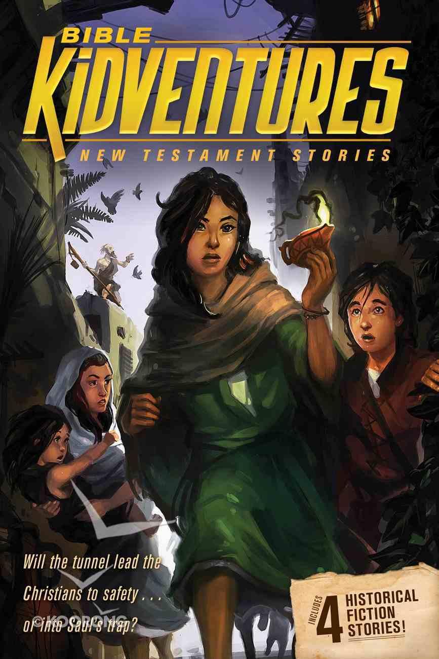 Bible Kidventures New Testament Stories eBook