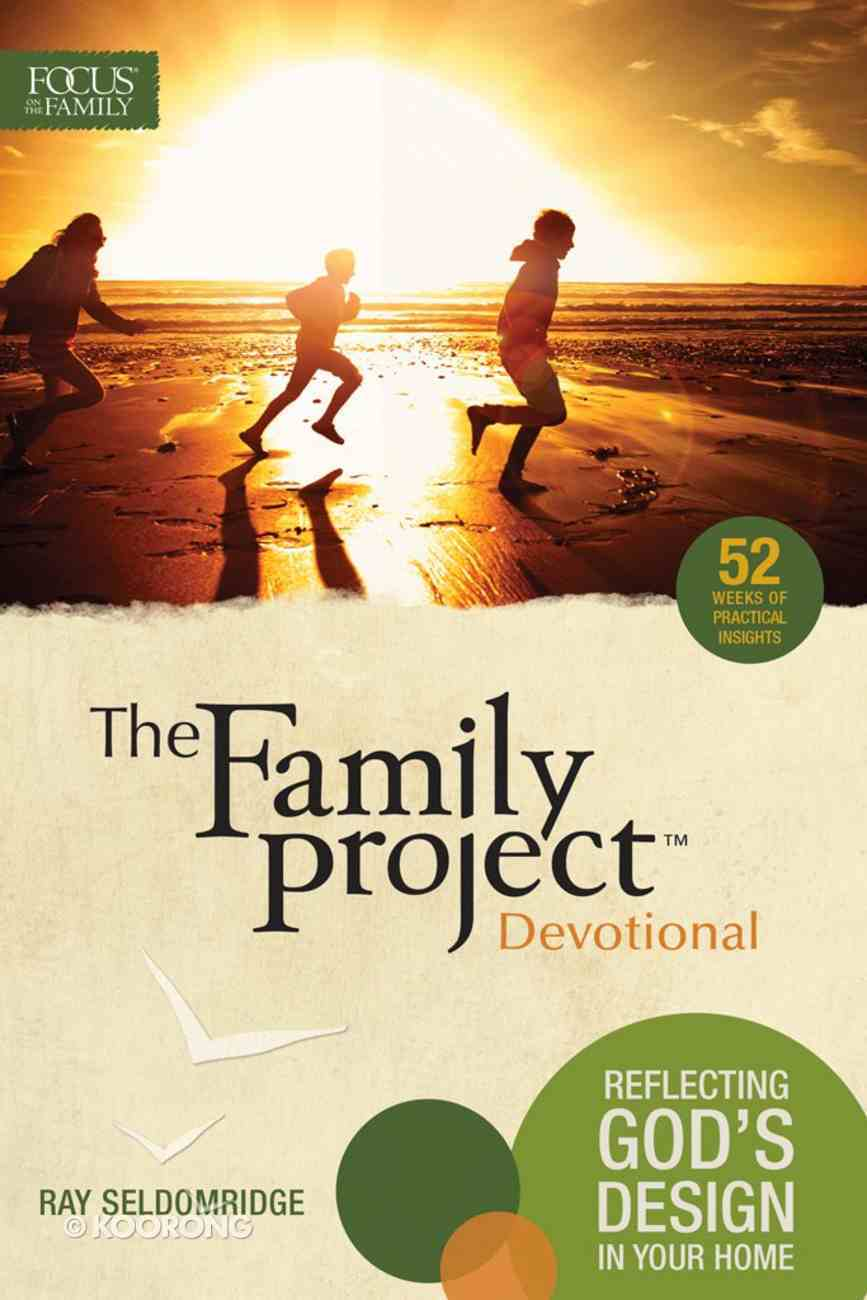 The Family Project Devotional eBook