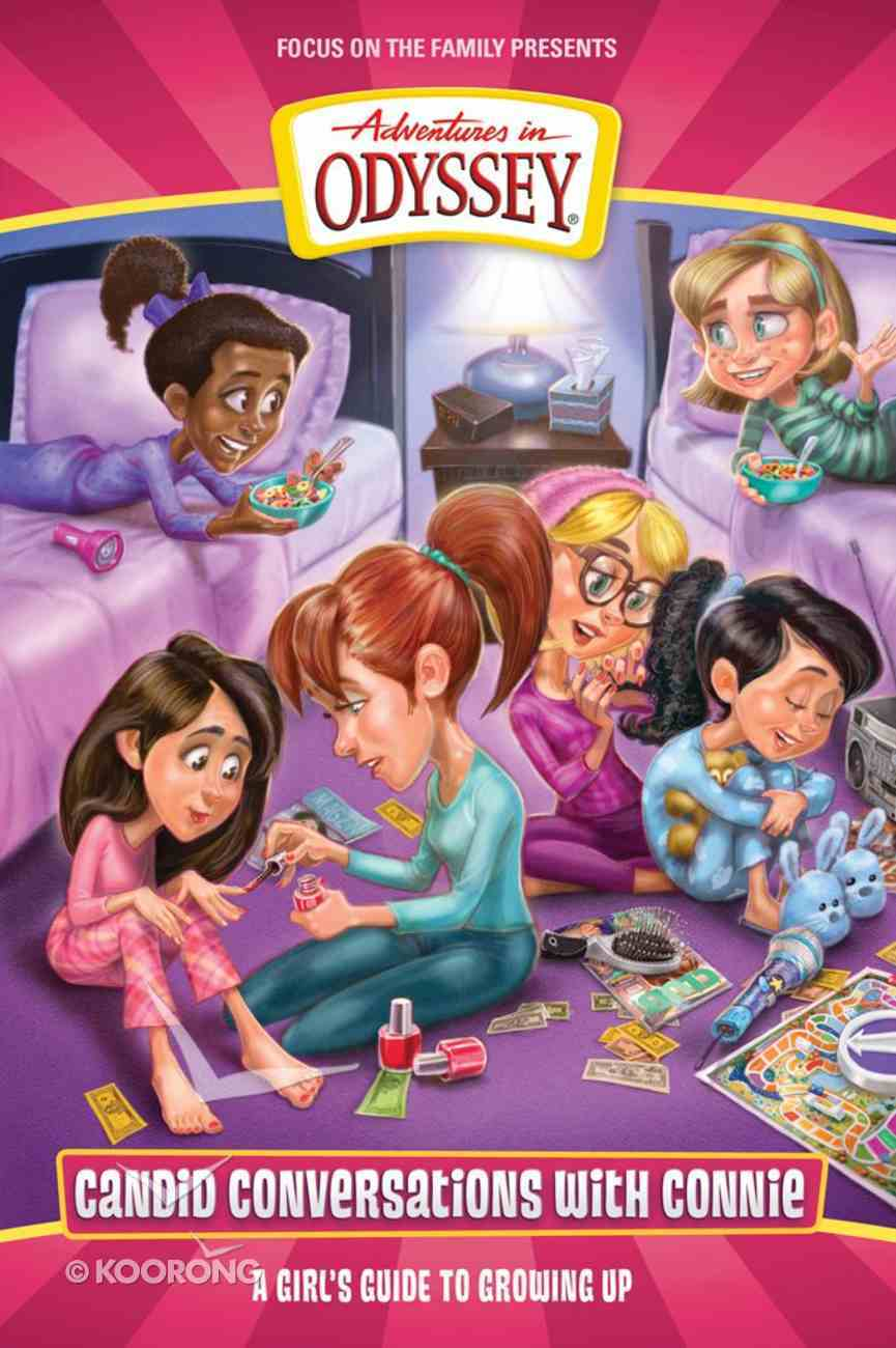 A Girl's Guide to Growing Up (#01 in Adventures In Odyssey Candid Conversations With Connie Series) eBook