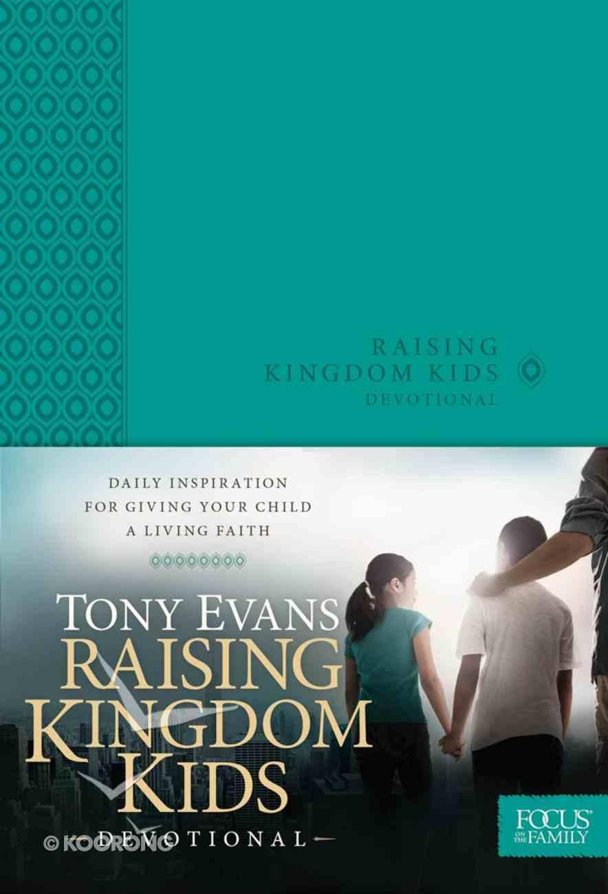 Raising Kingdom Kids Devotional eBook