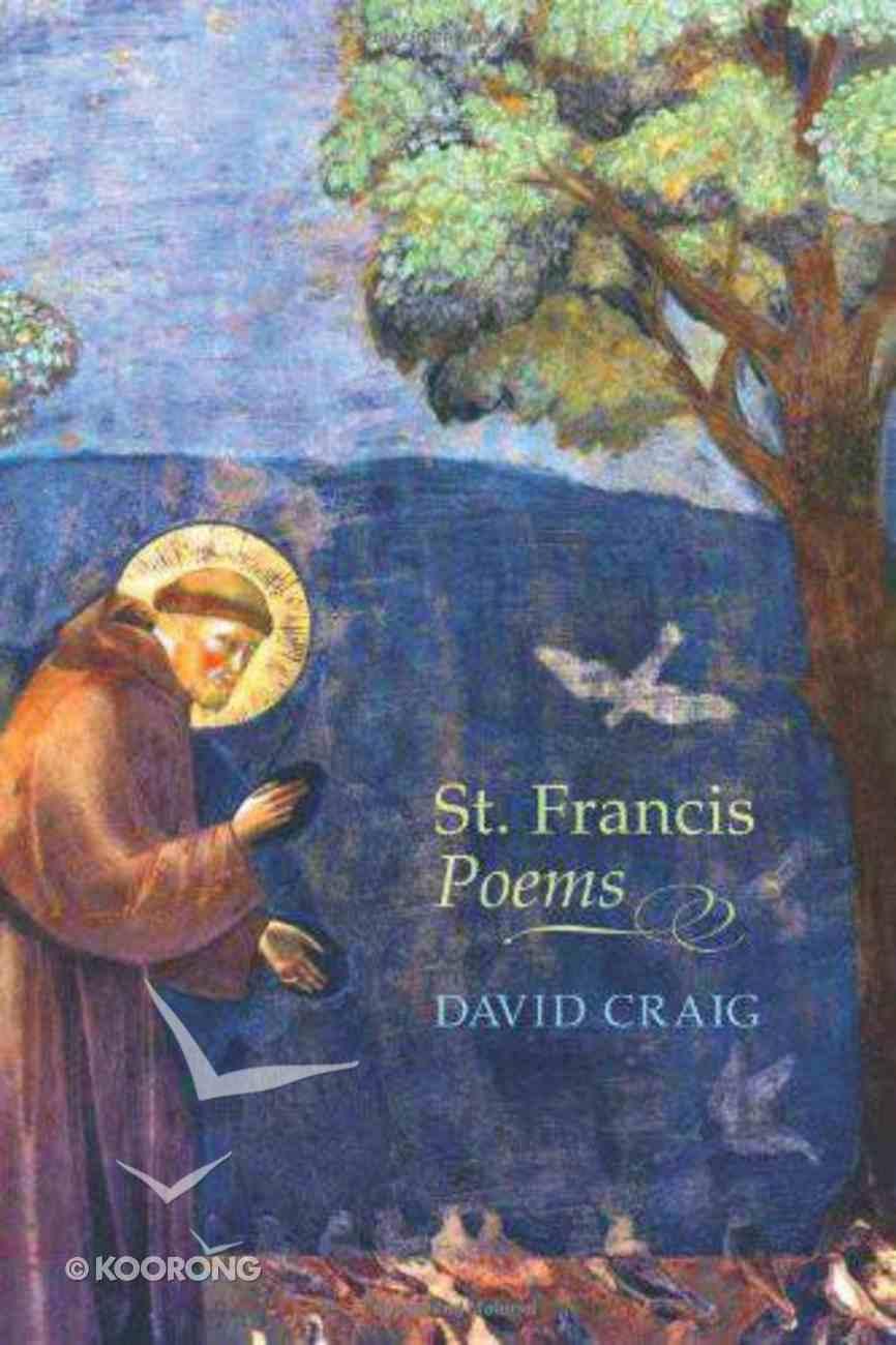 St. Francis Poems Paperback