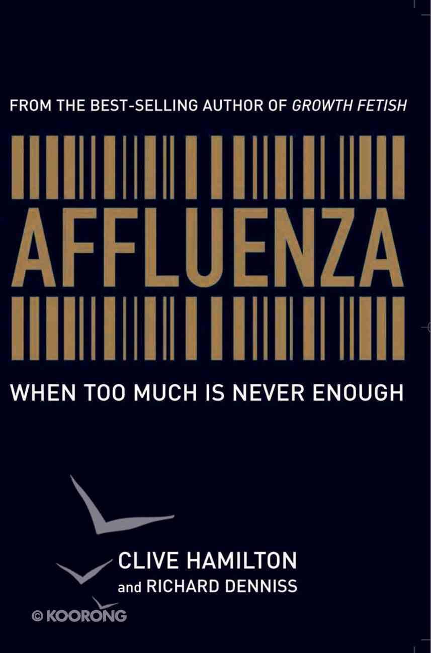 Affluenza eBook