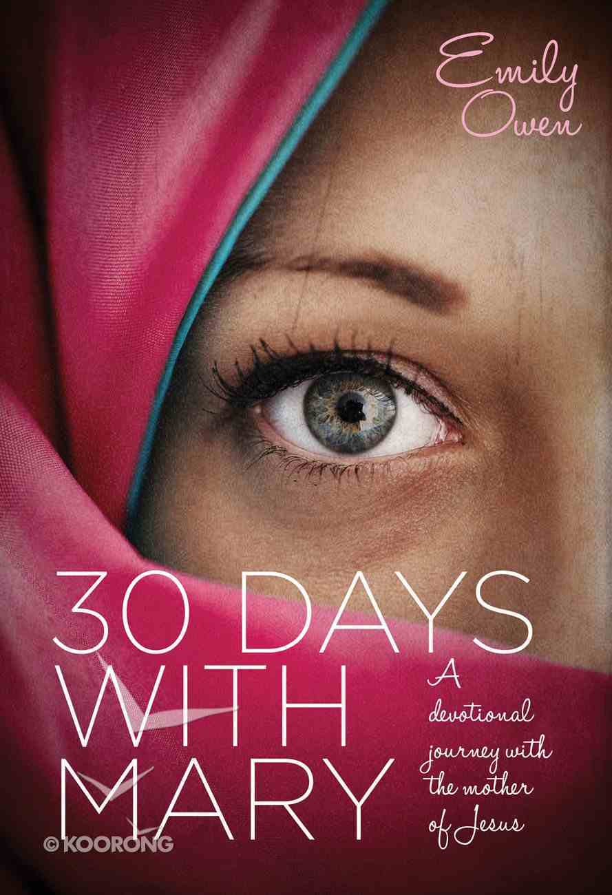 30 Days With Mary eBook