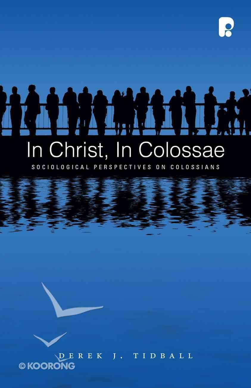 In Christ, in Colossae eBook