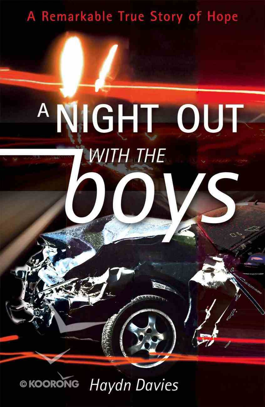 A Night Out With the Boys eBook