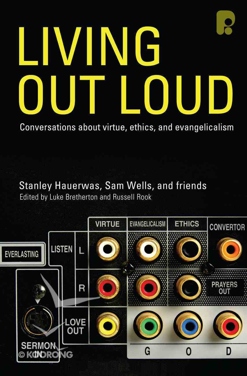 Living Out Loud eBook