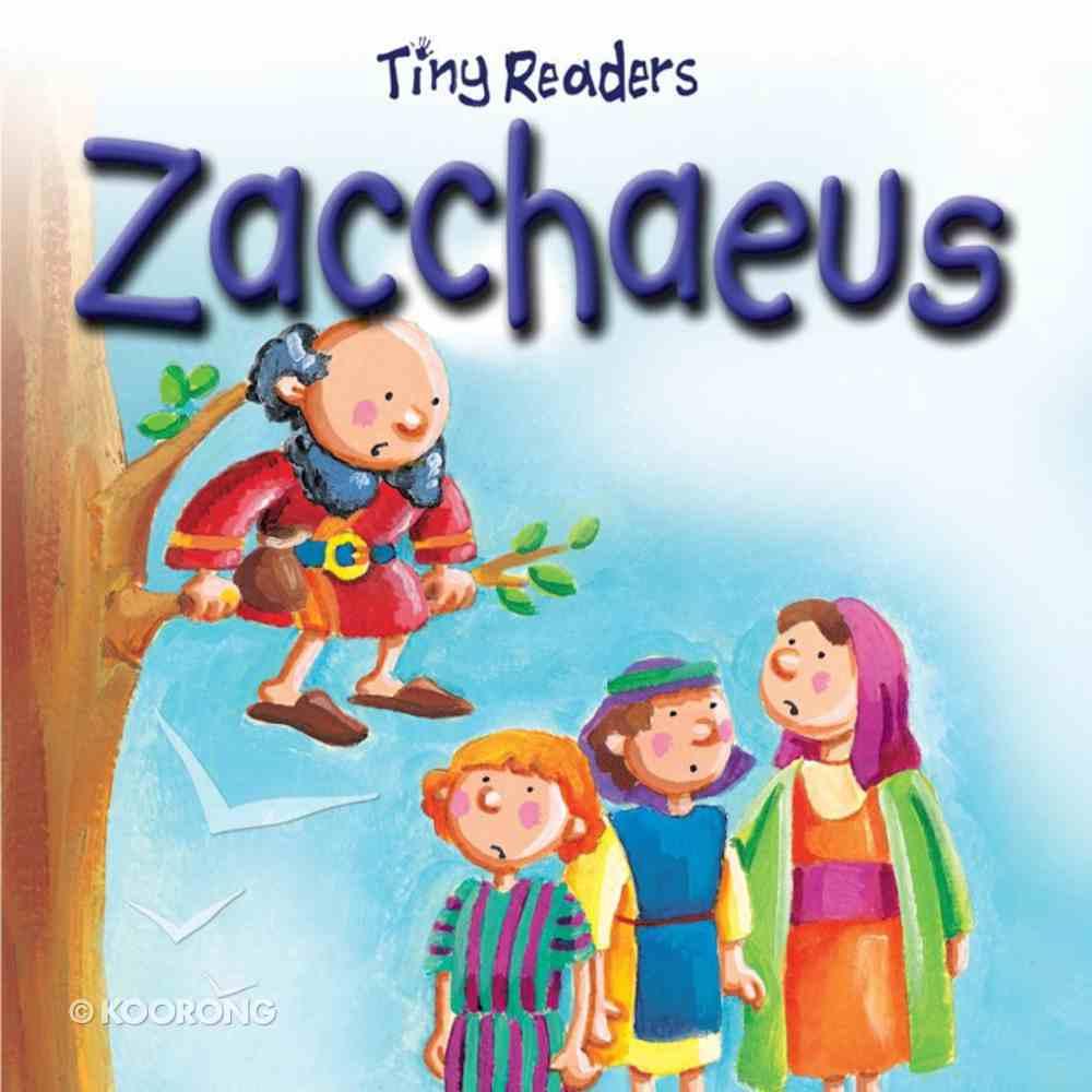 Zacchaeus (Tiny Readers Series) eBook
