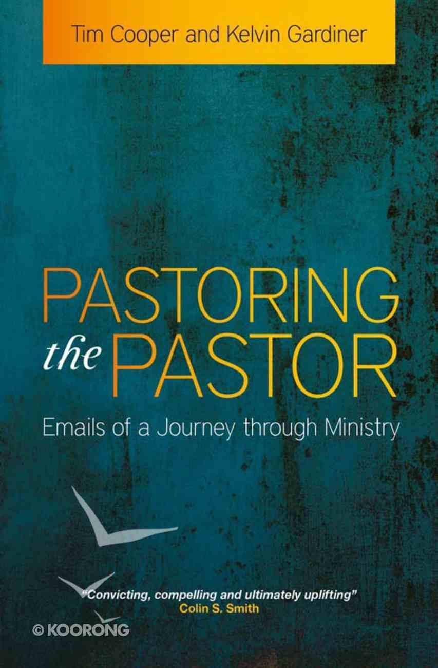 Pastoring the Pastor eBook