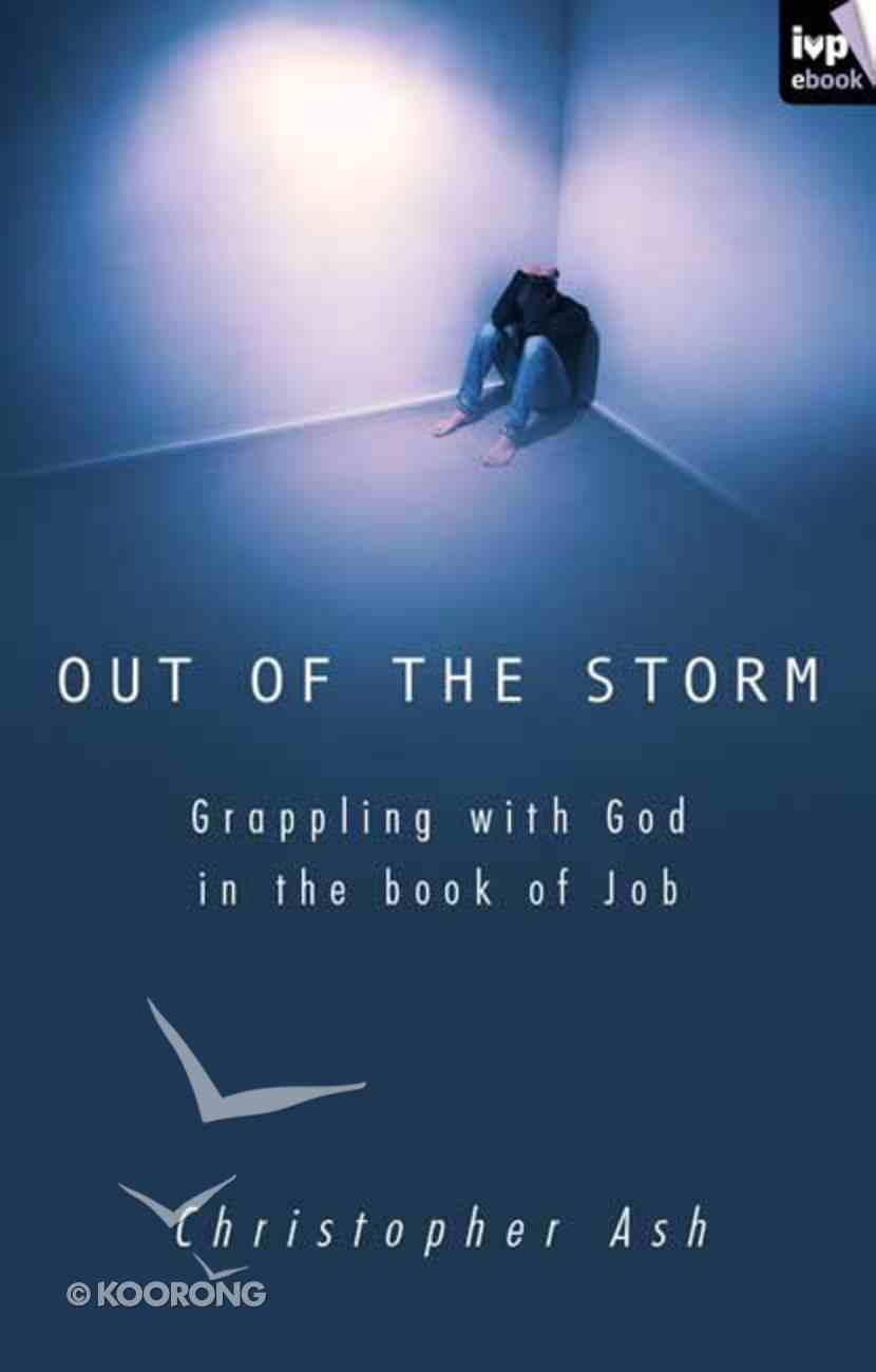 Out of the Storm: Questions and Consolations From the Book of Job eBook