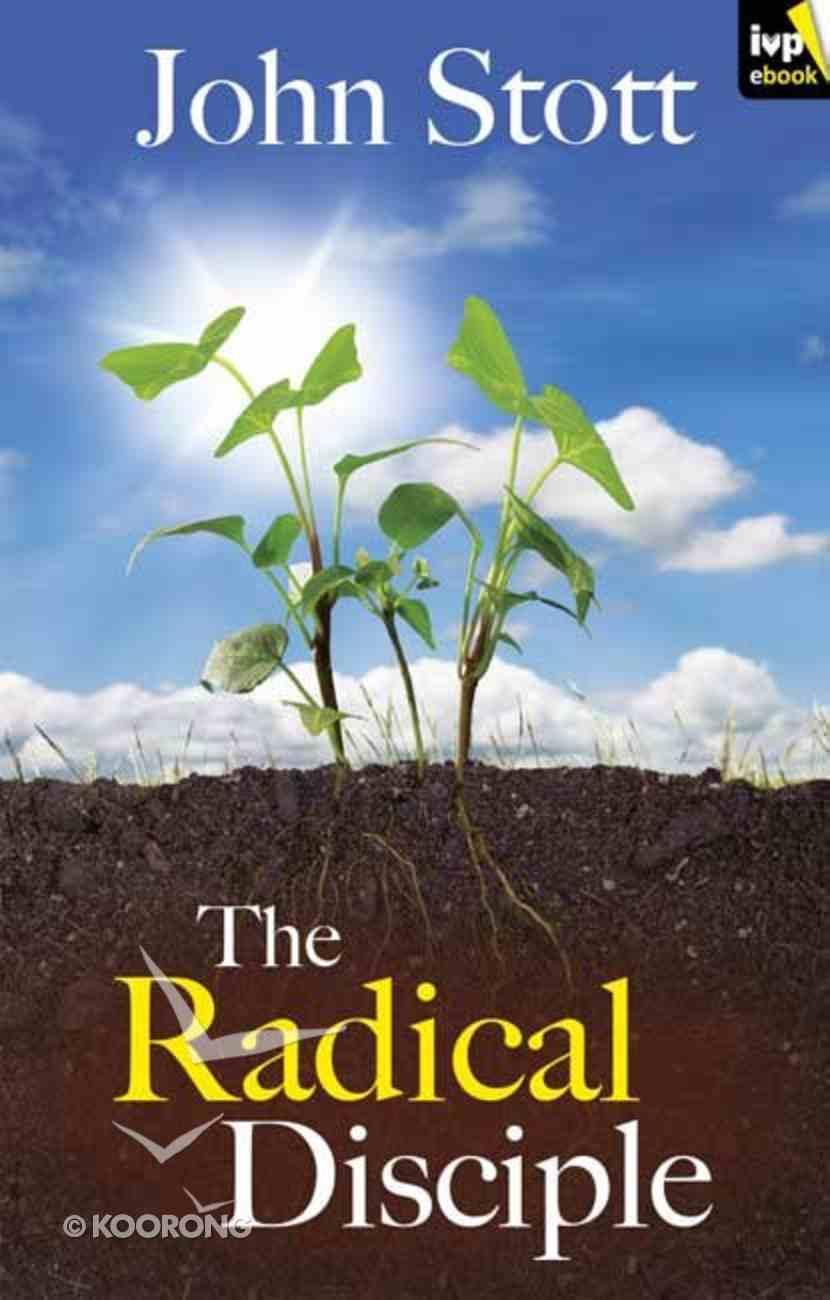 The Radical Disciple eBook