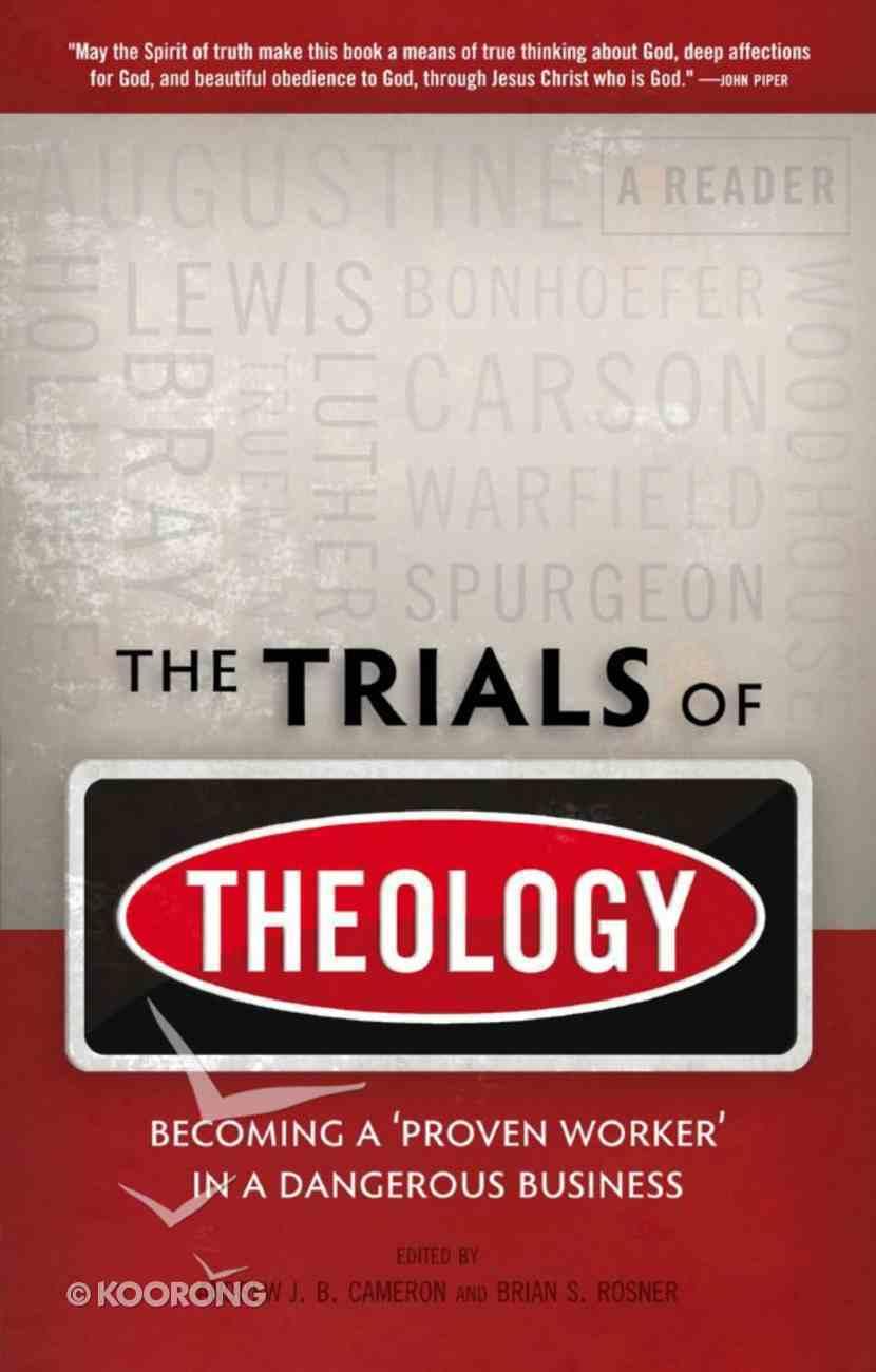 Trials of Theology eBook
