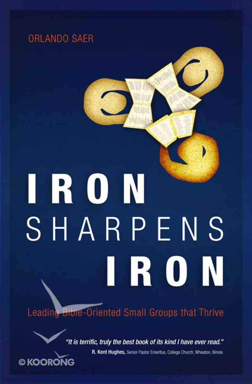 Iron Sharpens Iron eBook