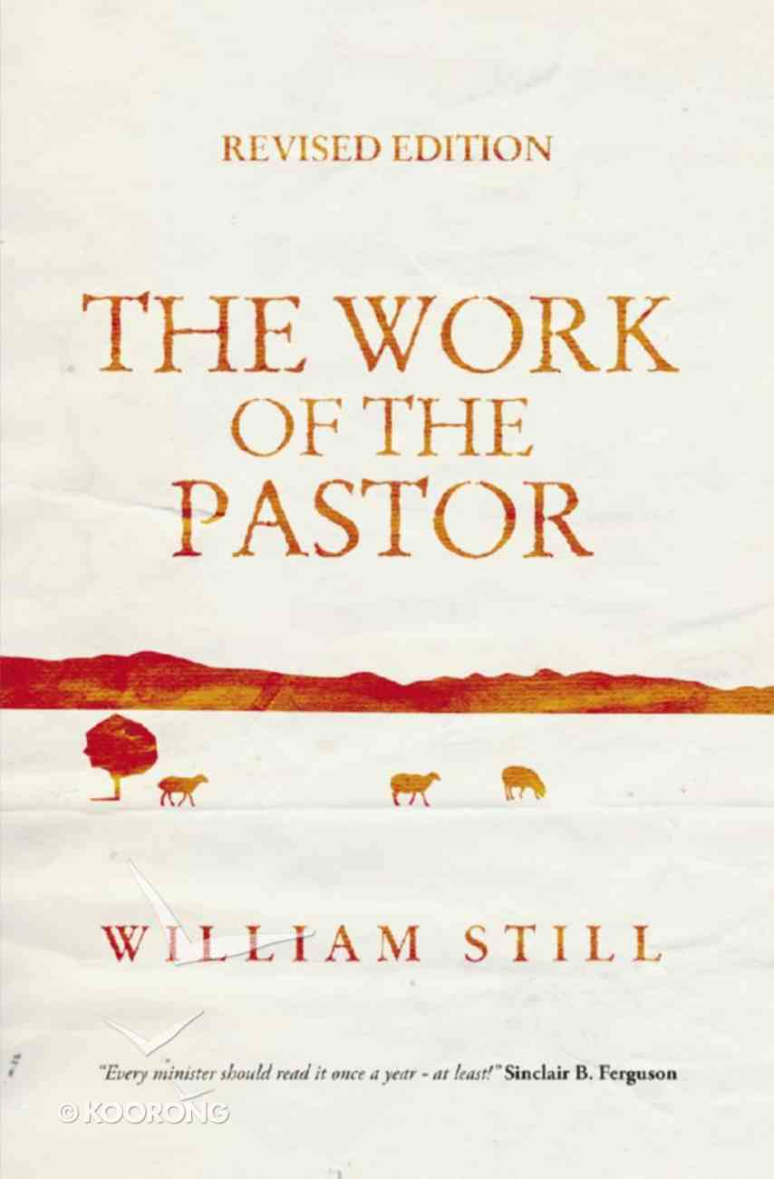 The Work of the Pastor eBook